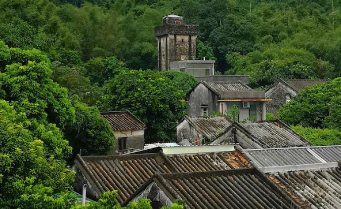 中山曹边学校:为这所乡村小学,侨民们从英国运回了钢筋水泥