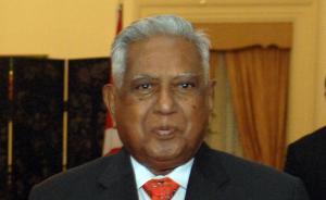 新加坡前总统纳丹因病去世,享年92岁