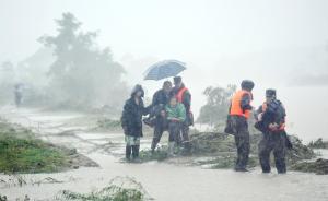 全国已有26省份1192县遭洪灾,186人死45人失踪