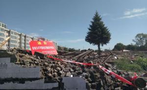 刘亚楼旧居遭强拆背后:多年来保护缺位,规划图未标识文物