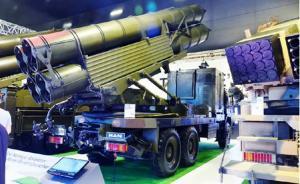 讲武谈兵|土耳其T-300火箭炮:仿自中国,差距有多大?