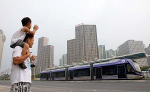 """常州将成江苏""""有轨电车第四城"""", 一口气要""""上马""""三条线"""
