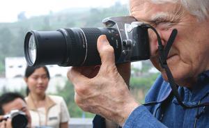 93岁法国摄影师马克·吕布去世,他见证了新中国的变迁