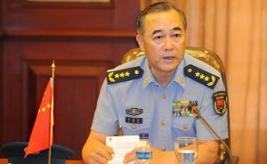 空军司令员马晓天:中国空军正在发展新一代远程轰炸机
