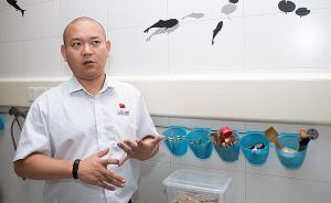"""上海""""入殓师""""王刚:在国内首次把3D打印引入遗体修复"""