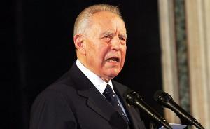 意大利前总统钱皮去世,享年95岁