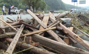 浙江被冲毁的3座国宝级廊桥构件基本找到,可用于重建