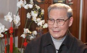 中国无机材料科学技术的奠基人、两院资深院士严东生逝世