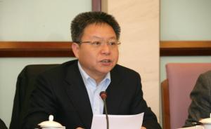 中央批准:沈晓明任教育部党组副书记