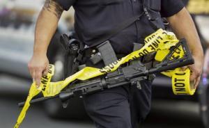 美国休斯顿一商场发生枪击事件:9人受伤,枪手被击毙