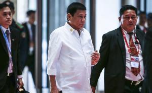 大外交|外媒称菲律宾总统下月访华或登长城,商贸团随行