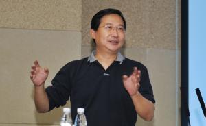 饶毅谈大隅良典得诺奖:中国生物医学总体落后日本二十年以上