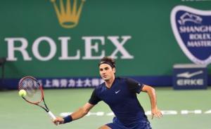 网球腕表见证全力挥拍的时刻