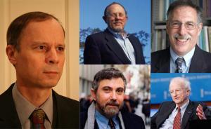 有一家出版社等着他们的作者排队获诺贝尔经济学奖