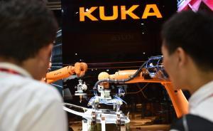 美的收购德国机器人巨头库卡获欧盟委员会批准