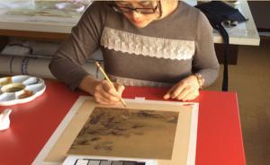 修复古画时,画面缺失的部分该不该接笔补全?
