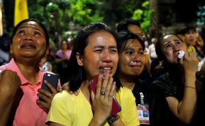 泰国政府决定举哀一年,驻泰使馆提醒在泰国人遵守治丧习俗