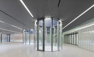 黑暗中的新生:由监狱改造成的当代建筑物