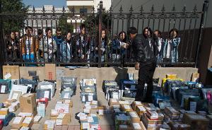 中国大学生人均年网购超千元收快递16个,带动7万人就业