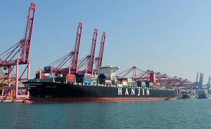 韩进海运全球大裁员:部分中国分公司遭全员清退