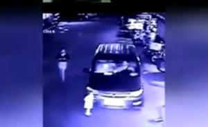 视频警醒|湖南2岁女童遭碾压身亡,事发时家人正低头看手机