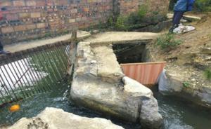 泸州一处私营水电站被指截断山村生命泉,当地政府称不知情