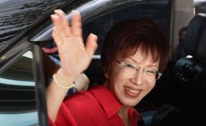 国民党主席洪秀柱将于10月30日至11月3日率团访问大陆