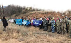 辽宁老铁山保护区借志愿者力量护鸟,收缴偷猎网具断崖式下降
