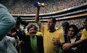 """""""巴西足球最伟大队长""""去世,他缔造了世界杯最完美团队配合"""