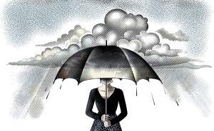"""阴雨连续袭沪,如何防止身体""""潮湿发霉""""?"""