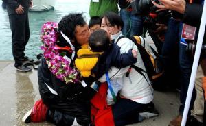 一段郭川出征前访谈:梦见刚出生的儿子,他的笑是最美妙的歌