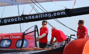 郭川已被确认落水,事故原因有两种可能均与大三角帆有关