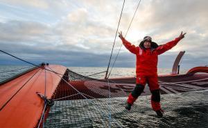 航海家郭川失联前音频曝光:受到阵风侵袭,曾两次撞到鲨鱼