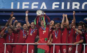 葡萄牙欧洲杯封王:C罗24分钟受伤下场,替补前锋加时绝杀