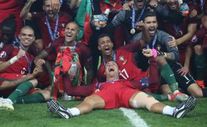 这下你该信了!葡萄牙从不只是C罗的一人球队