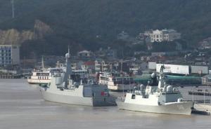 东海舰队某支队三次转型:我们走向大洋,不是和对方喝咖啡的