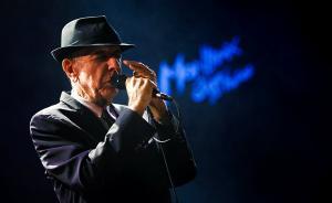 加拿大歌手莱昂纳德·科恩去世,享年82岁