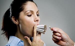谈到戒烟,女人比男人更艰难
