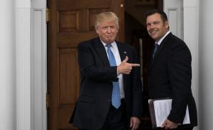 特朗普顾问移民计划泄露:对高危人群极端审查,驱逐非法移民
