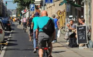 自行车的回归:哥本哈根对中国的启示