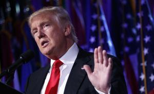 特朗普当选不是平民击败精英,而是平民之间出现了沟通危机