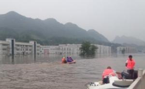 淮河流域后天起有强降雨,雨量比常年同期多五成至一倍