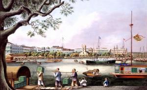 第一艘从美国驶来的航船:中美贸易是如何开启的