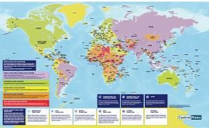 2017世界最危险的旅游目的地