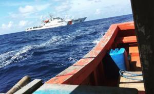 菲律宾:感谢中国海警救起两名菲渔民,展现两国已回友好轨道