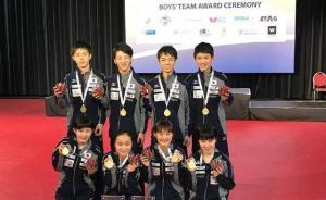 """国乒创世青赛史上最差战绩,日本""""2020计划""""初见成效?"""
