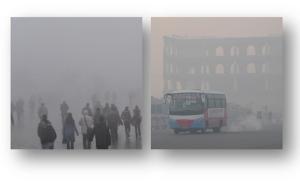 从新闻到常态,雾霾的照片告诉了我们什么?