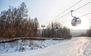 冰雪世界里的奇幻旅程