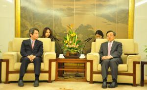 """大外交丨中国副外长会见韩国议员团,重申反对韩部署""""萨德"""""""