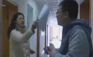 """南京栖霞区物价局一官员斥记者称""""你们就这德行"""",官方调查"""